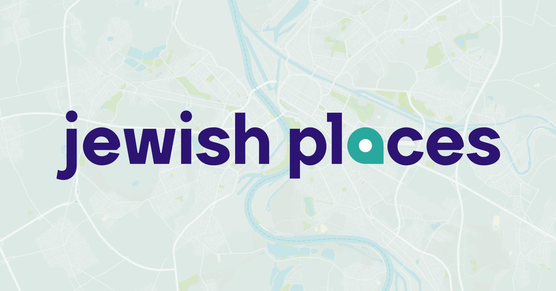 Jewish Places | Entdecken Sie Orte jüdischen Lebens in Ihrer Nähe